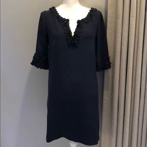 Rebecca Taylor silk tunic dress